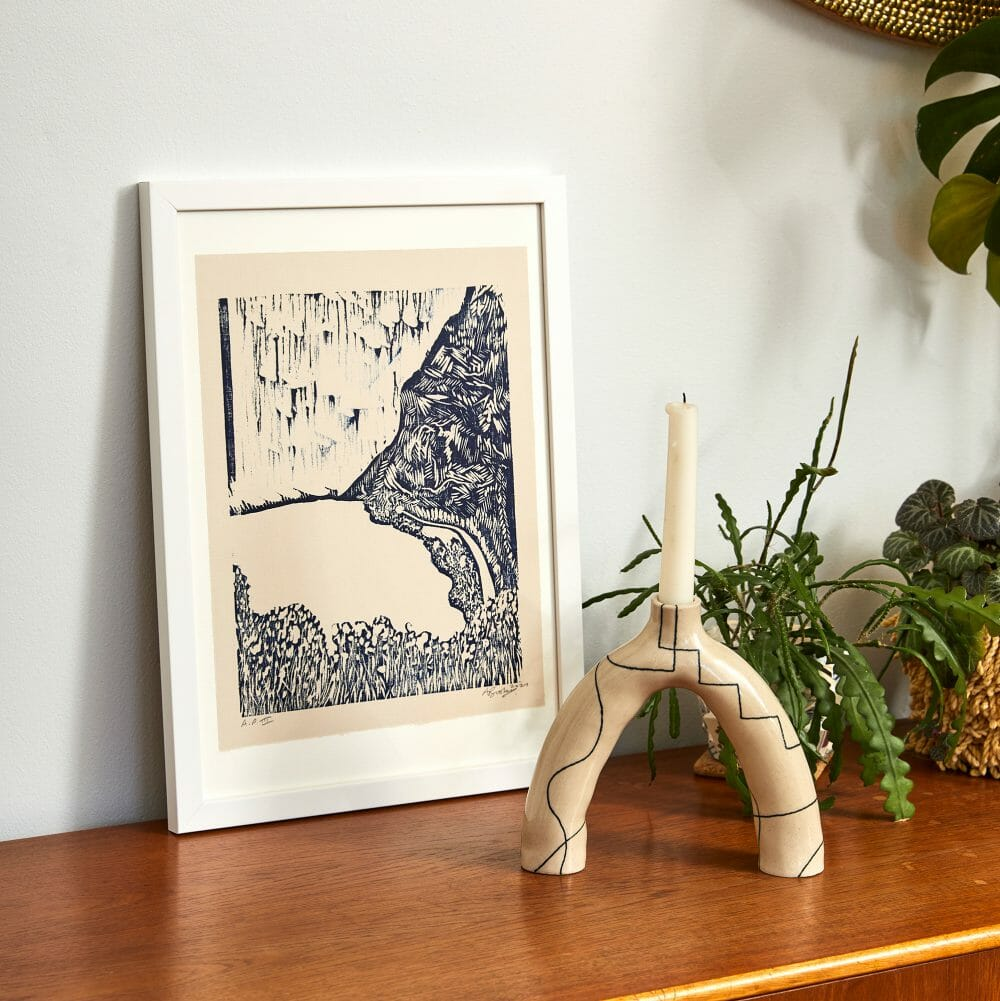 ceramics-and-print-handmade-artwork-objects-illustration