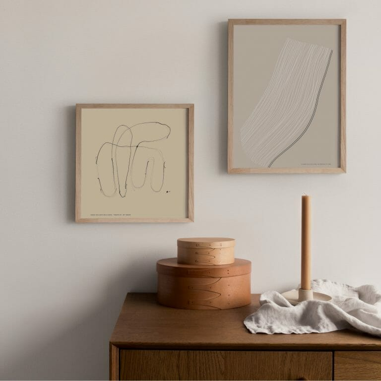 trace-01-art-print-shapes-abstract-drawing-lines-beige-cream