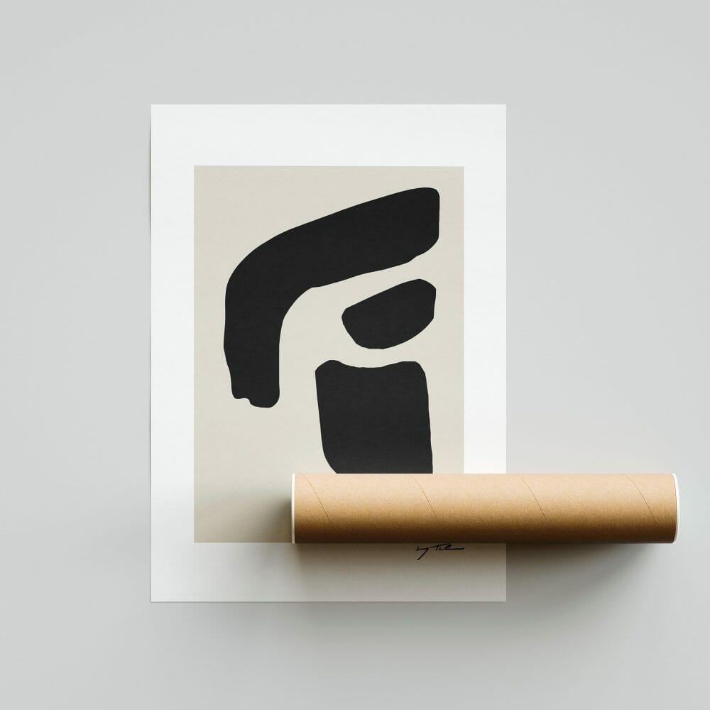 shape-04-art-print-abstract-shapes-artwork-framed