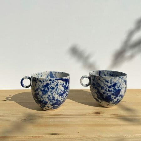 blue-splatter-mug-ceramic-paint-splashes-ink-navy-white