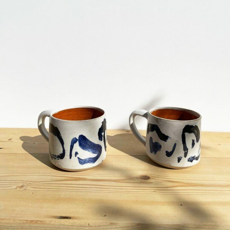 cloud-mug-ceramic-blue-illustration-white-glaze-orange-inside-cup