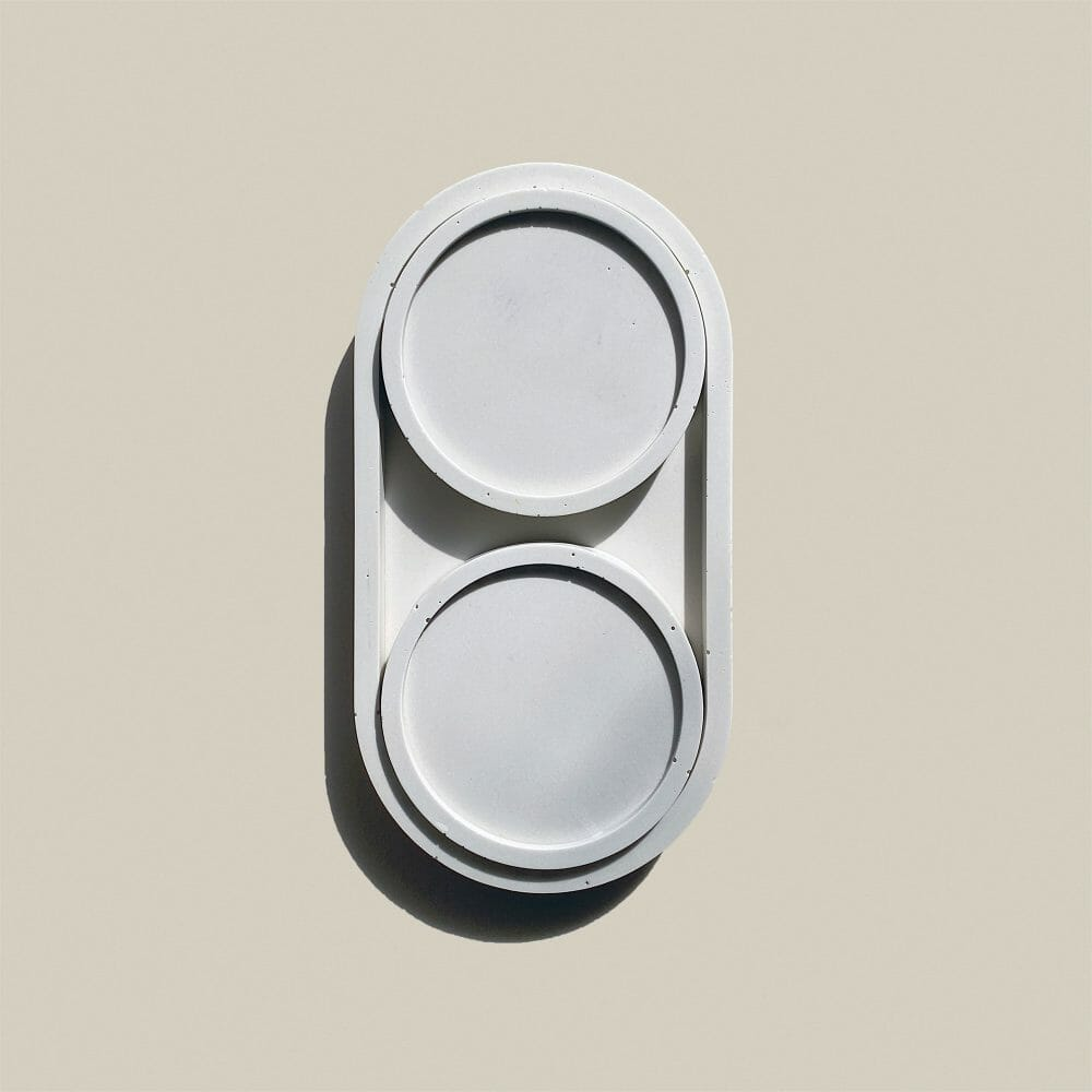 oval-tray-grey-coasters-jesmonite-homeware
