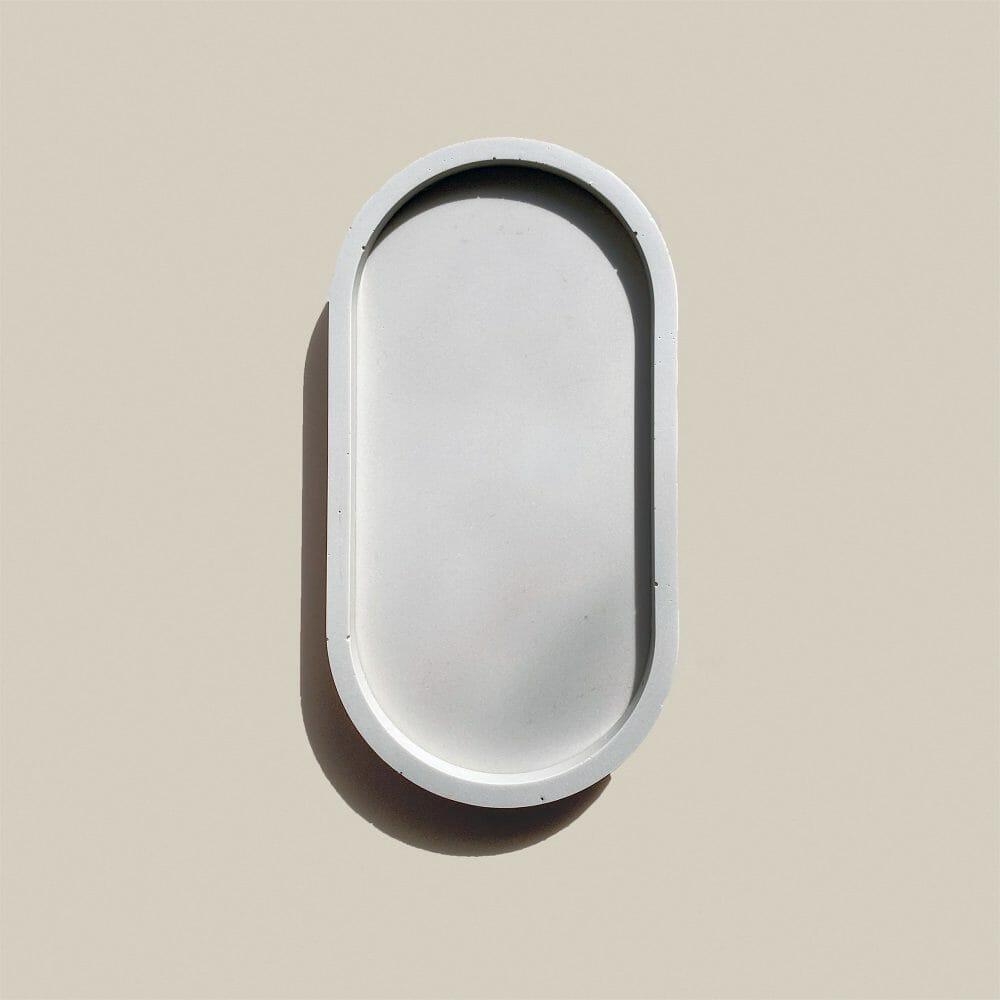 grey-oval-tray-jesmonite-homeware
