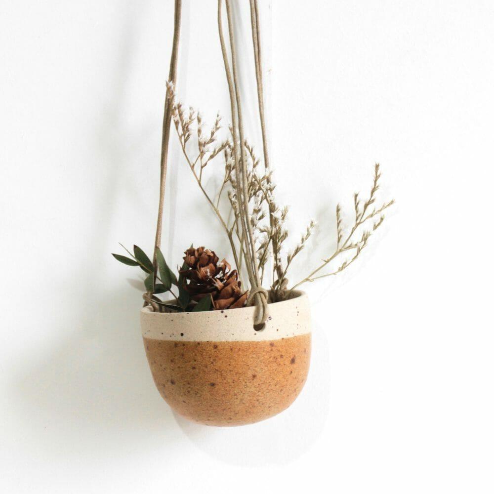 hanging-planter-ceramic-plants-glaze