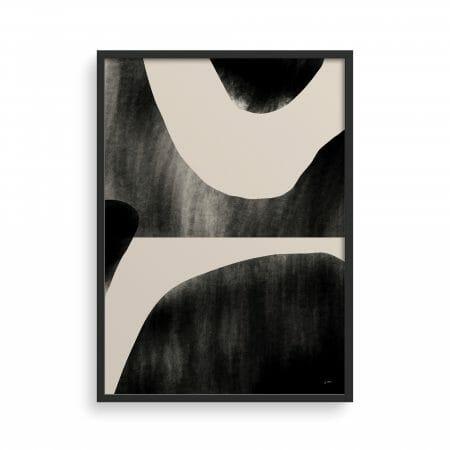noir-04-art-print-black-shapes-monochrome-abstract