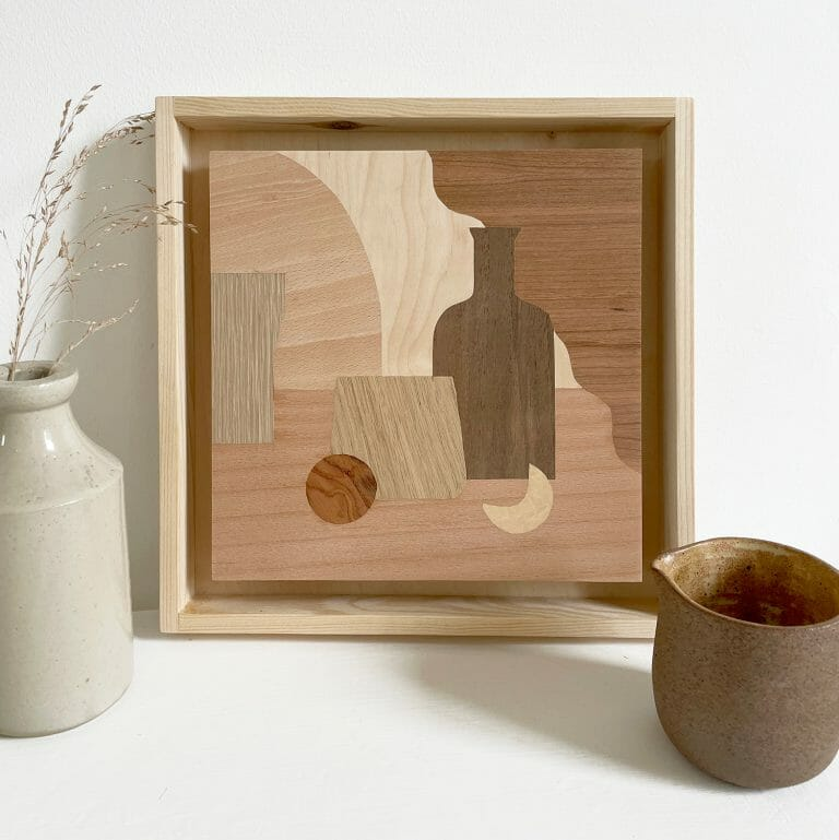 still-life-with-crescent-art-wood-marquetry-abstract