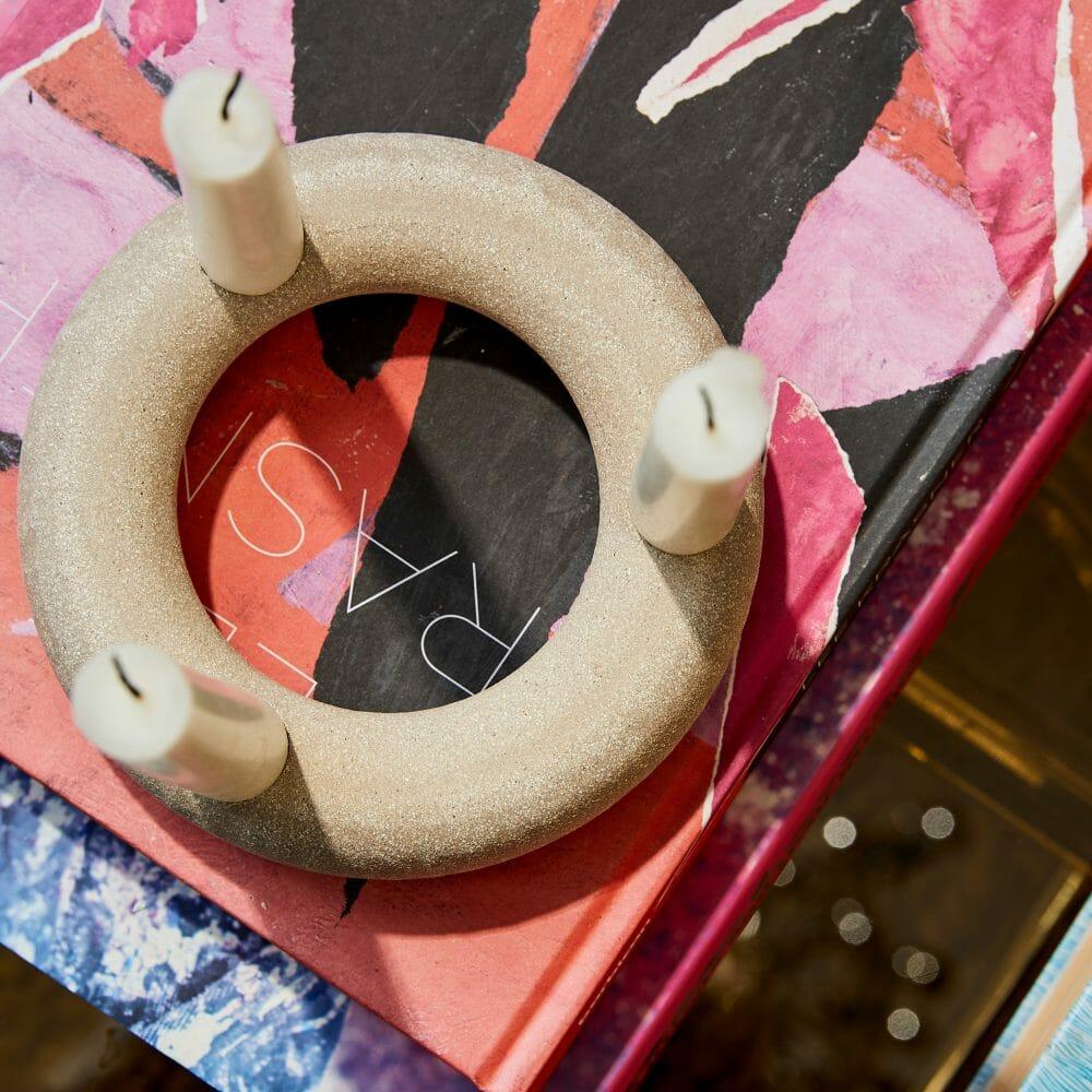 torus-ring-candle-holder-grey-ceramics-pottery-handmade