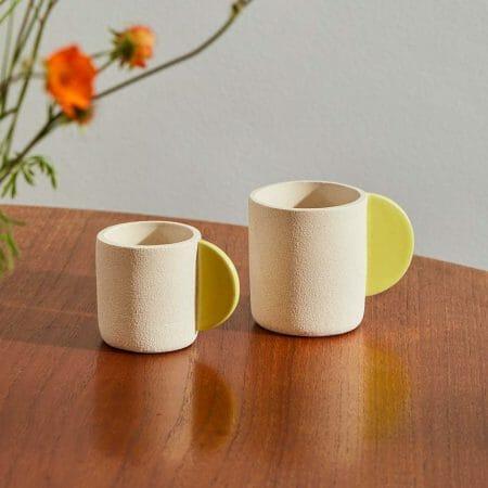 bright-yellow-cup-ceramic