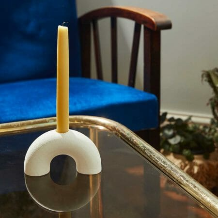 arch-candle-holder-white-ceramic
