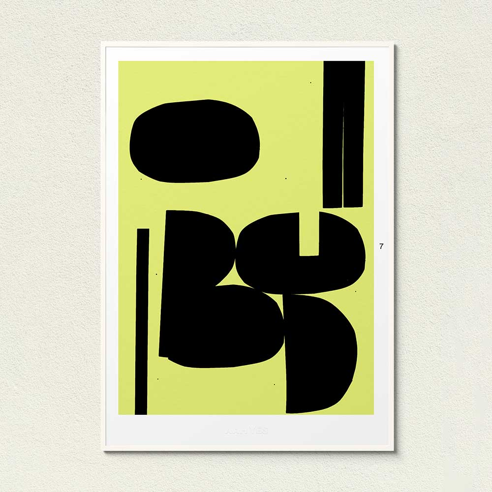 build-a-bee-giclée-print