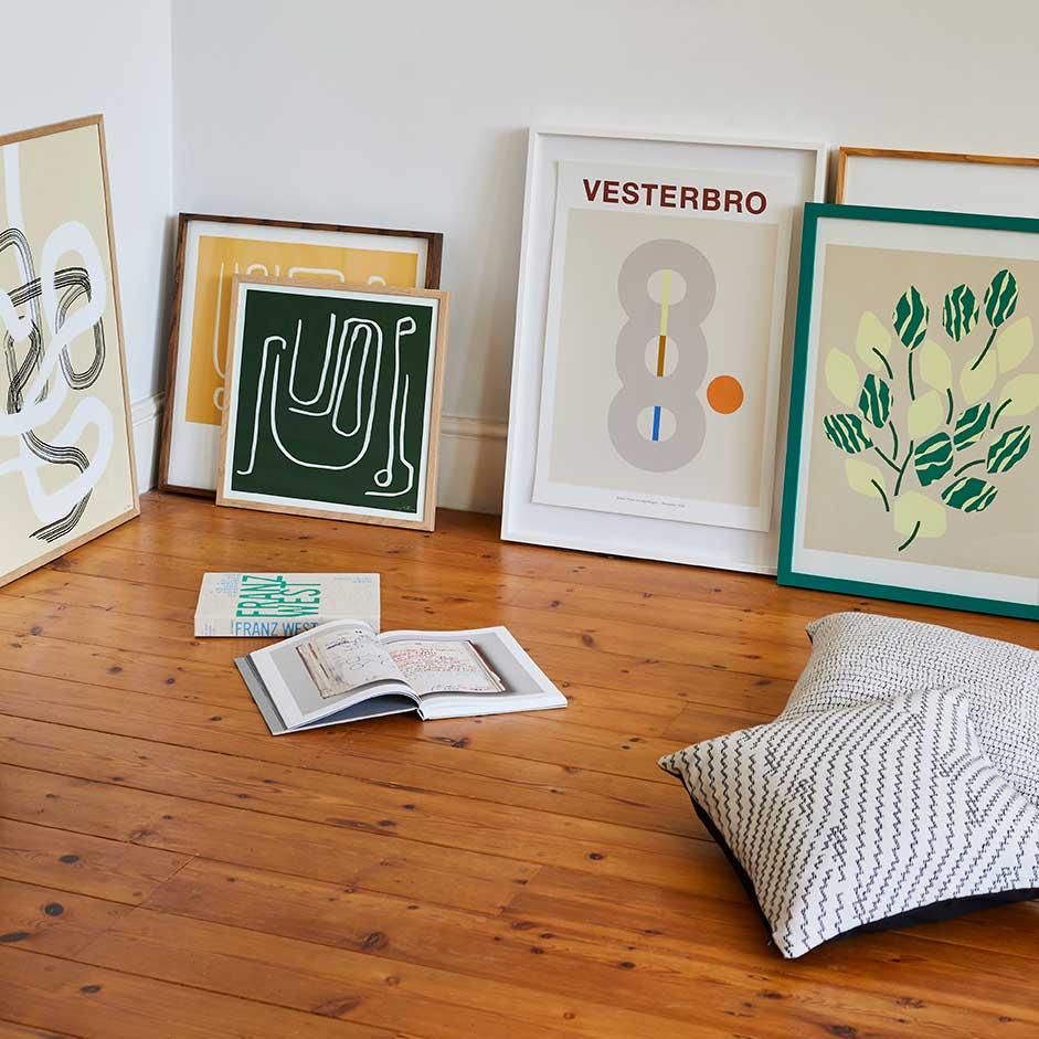vesterbro-giclée-print