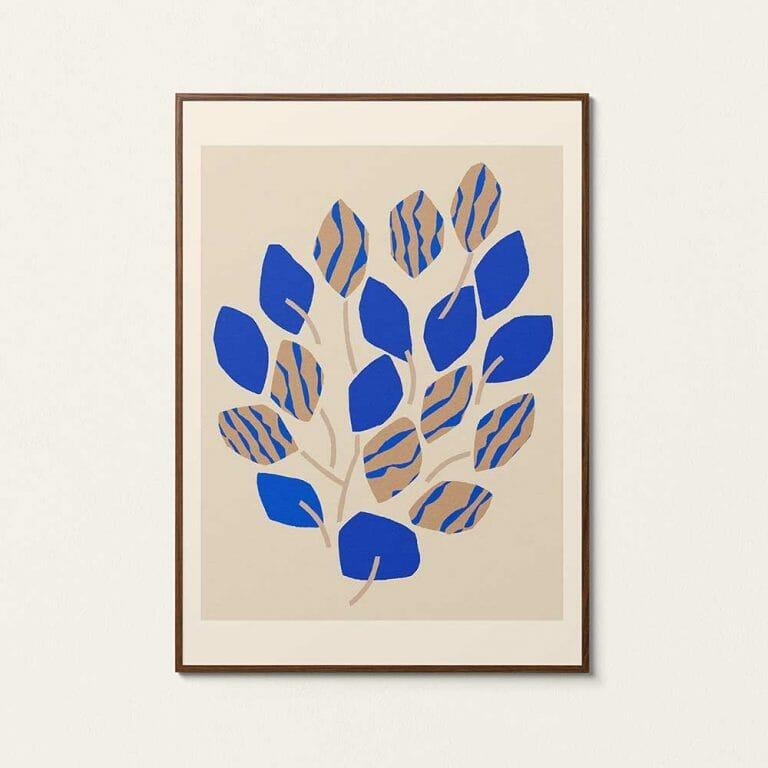 leaves-01-giclée-print