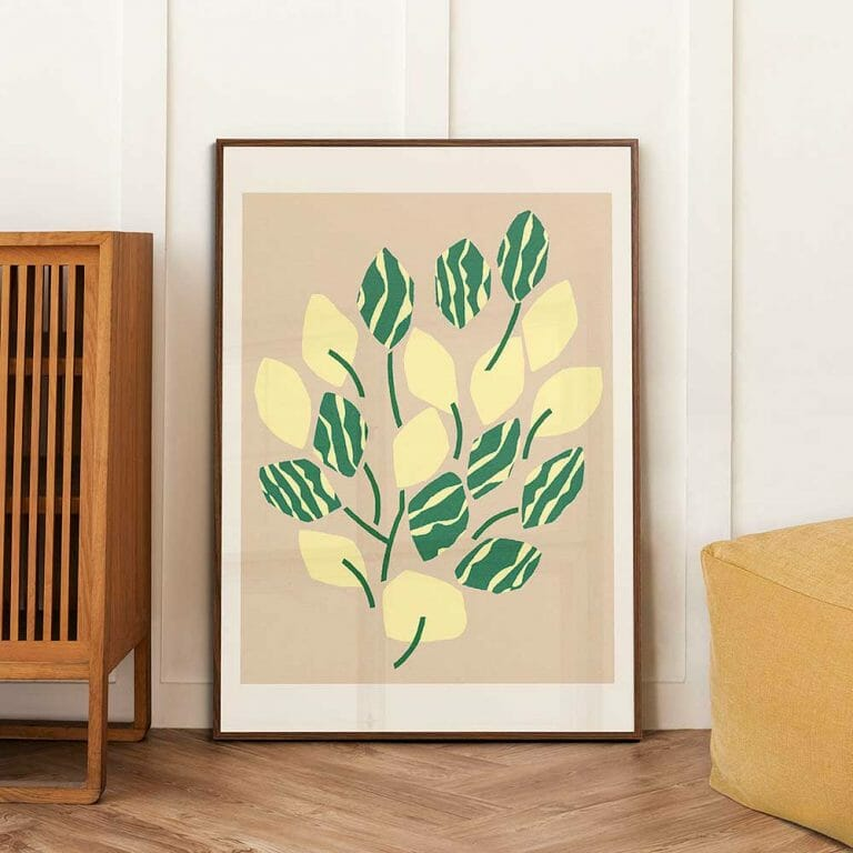 leaves-02-giclée-print