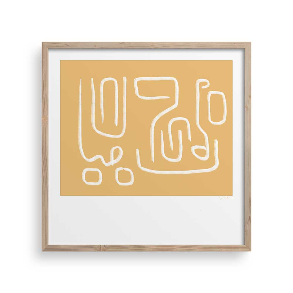 native-04-art-print